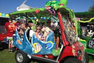 July 4th Cart Winner