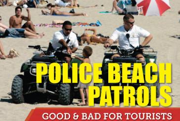 Beach Patrols Helpful & Hurtful